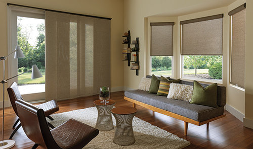 WINDOW PANELS PANEL TRACK BLINDS SLIDING PANEL BLINDS