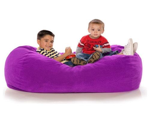 Merveilleux Jaxx Lounger Jr Bean Bag Chair   Bean Bag Chairs