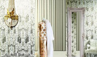 Palace Cream Full Length Mirror
