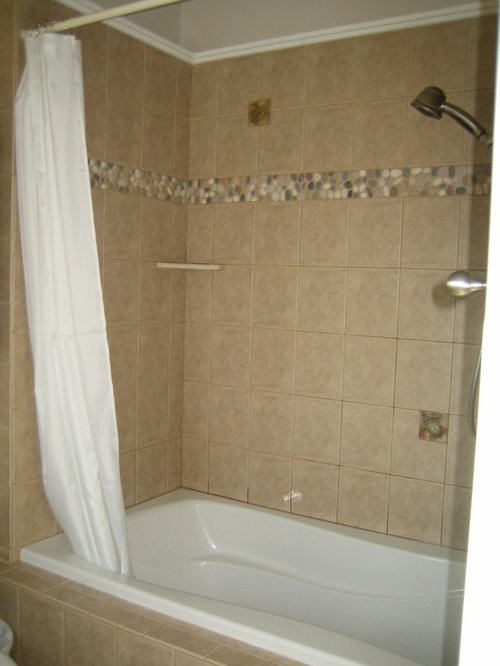 Shower Tub Combo to Shower only