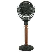 "Fanimation Old Havana-Floor-KIT Old Havana 48"" Tall Pedestal Fan"