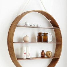 Shop Contemporary Wall Shelves on Houzz