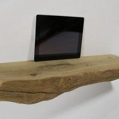 rustikale wandregale wandkonsolen wandboards. Black Bedroom Furniture Sets. Home Design Ideas