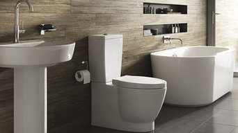 Contemporary Bathrooms by CSJ Falkirk