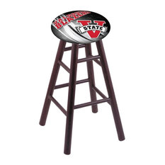 Valdosta State Stool Dark Cherry