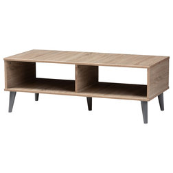 Midcentury Coffee Tables by Baxton Studio