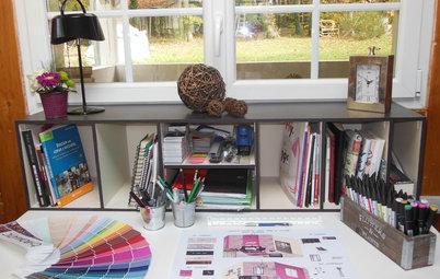 DIY : Fabriquer un organiseur de bureau