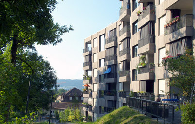 4 Zurich Projects Build on High-Rise Livability