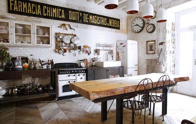 A Milano, Dove il Vintage Incontra il Futuro
