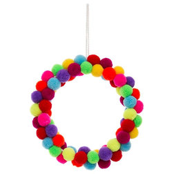 Scandinavian Wreaths And Garlands by PomPom Galore