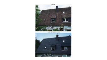Dachbeschichtung Betondachsteindächer