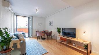 Home Staging con Amuebla Rent