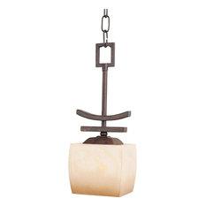 joshua marshal one light wilshire glass roasted chestnut down mini pendant pendant lighting asian pendant lighting