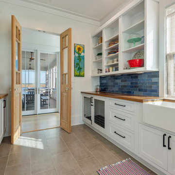 Pantry and Mudroom