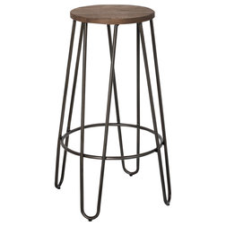 Industrial Bar Stools And Counter Stools by Inspire at Home