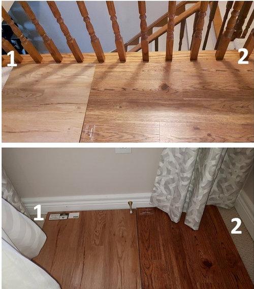 Upstairs Flooring Dilemma