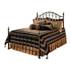 Hillsdale Furniture - Huntley Bed Set With Rails, Queen - Panel Beds