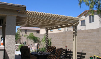 Ramada Patio Shade Extension - After Photo