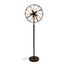 farmhouse floor lamp antique lumiscource lumisource ozzy floor lamp antique lamps 50 most popular farmhouse for 2018 houzz