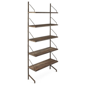 Magnificently Crafted Bamboo Etagere - Asian - Display And