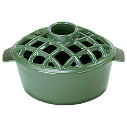 Transitional Rice Cookers And Food Steamers by Achla Designs