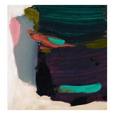 """Jewel Cliff"" Artwork, Framed"