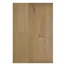 """5/8""""x7.5"""", Prefinished Engineered Wood Oak Flooring, Padua"""
