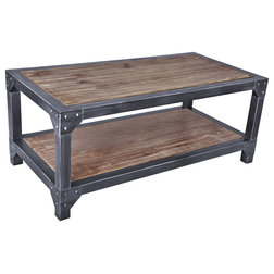 Industrial Coffee Tables by Armen Living