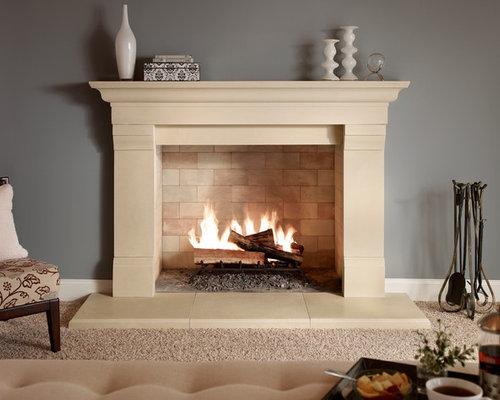 The Florentina Fireplace Surround - Indoor Fireplaces