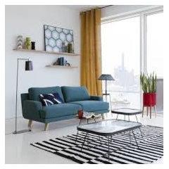 Comment aménager un salon carré de 20 m2 ?