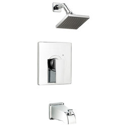 Contemporary Tub And Shower Faucet Sets by Keeney Holdings LLC