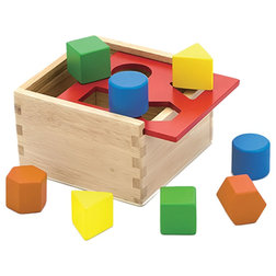 Contemporary Baby And Toddler Toys by clickhere2shop