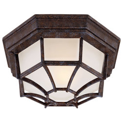 Contemporary Outdoor Flush-mount Ceiling Lighting by Lighting New York