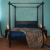 Indian Style Beds - Made In Britain