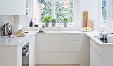 7 grandes idées pour aménager une petite cuisine en U