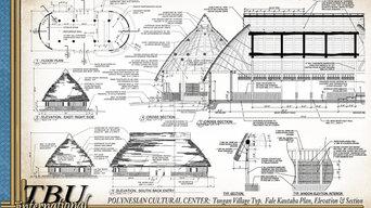 Polynesian Cultural Center, New Tongan Village Design