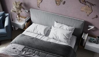Спальня ЖК Татьянин парк