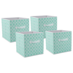 Mediterranean Storage Bins And Boxes by Design Imports