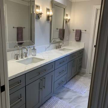 After - Double Sink Vanity