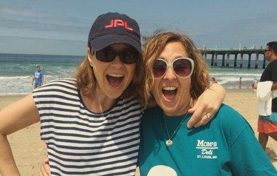 Houzz TV: El regalo de la actriz Jenna Fischer para su hermana