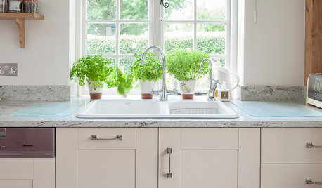 The Tricks to Using Your Under-Sink Area for Kitchen Storage