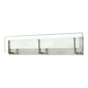 Hinkley Lighting Latitude Brushed Nickel Bath - 5654BN-LED2