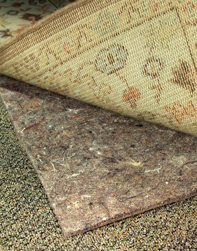 by Rug Pad Corner - Prevent Slips And Floor Damage With The Right Rug Pad