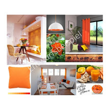 Moodboard Home Staging und Home Styling