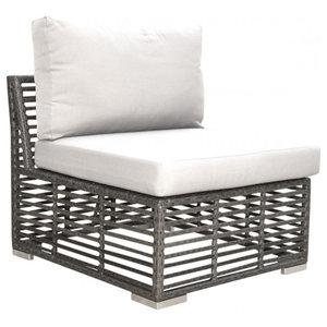 Fantastic Renava Ovum Outdoor Silver Seating Set 5 Piece Set Alphanode Cool Chair Designs And Ideas Alphanodeonline