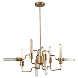 Contemporary Chandeliers by Lighting New York
