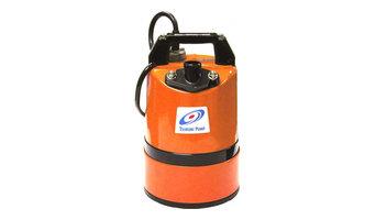 Efficient submersible sump pump