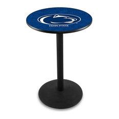 Penn State Pub Table 28-inchx36-inch by Holland Bar Stool Company