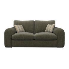 Riga 2-Seater Sofa, Brown