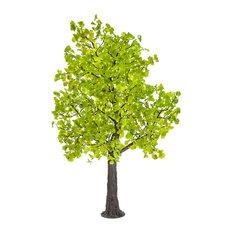 LED Green Gingko Tree